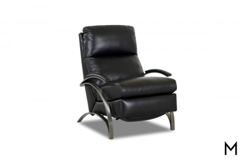 Durango Comfort Reclining Chair in Black