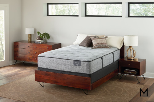 Serta Fountain Hills Cushion Firm Twin Mattress