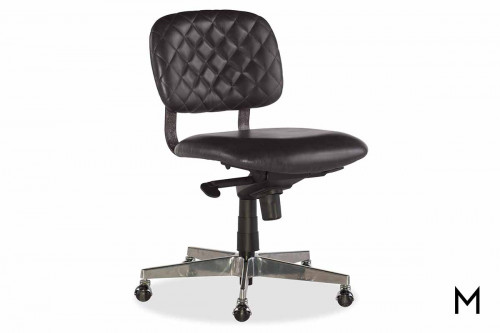 Romeo Office Chair in Black