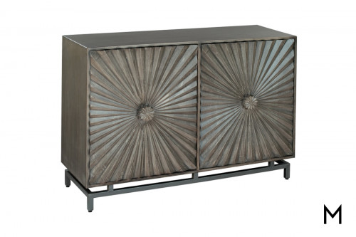 Sunburst 2 Door Cabinet