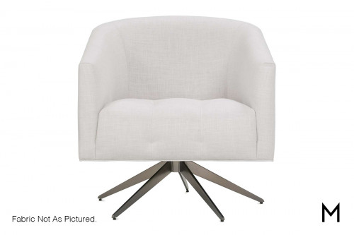 Pate Swivel Accent Chair
