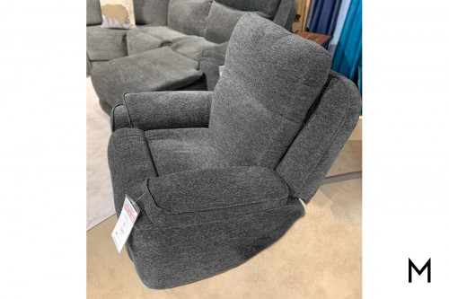 M Collection Showstopper Power Recliner with Power Headrest