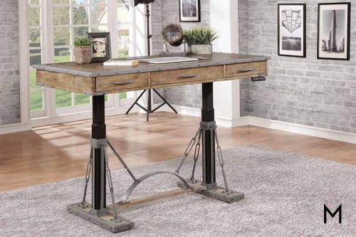 Artisan Revival Sit & Stand Desk