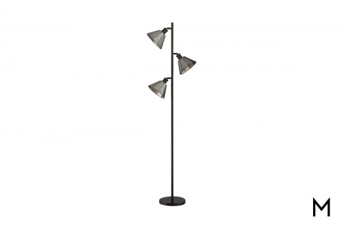 Metal Shade Floor Lamp