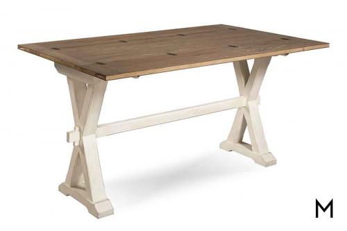 Drop Leaf Garden Sofa Table