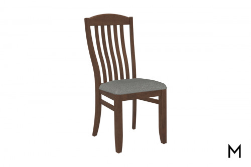 Blair Side Chair with Upholstered Seat