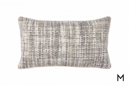 Brooke Desert Pillow in Ivory