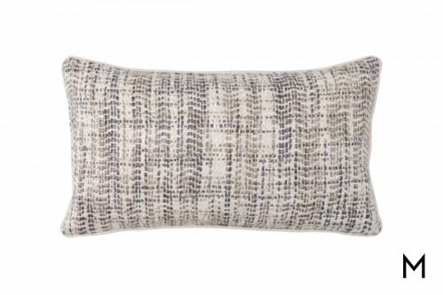 Brooke Desert Pillow in Ivory