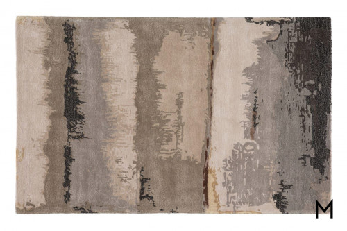 Abstract Painter Area Rug 8'x11'