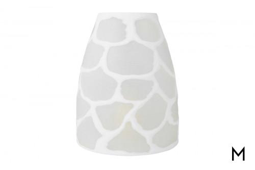 Hurricane Cloud Vase