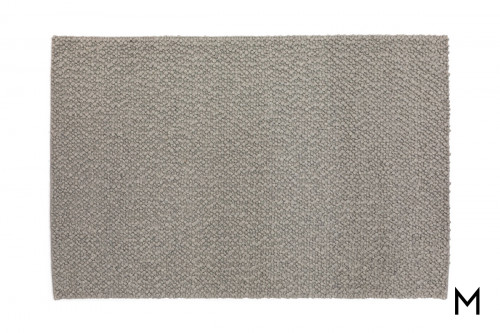 Gorbea Silver Runner Rug 2'x7'