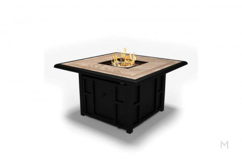 Chestnut Fire Pit Table