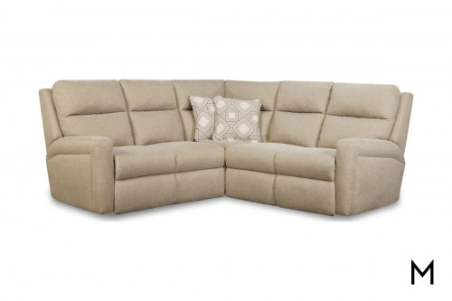 M Collection Metro 3 Piece Sectional