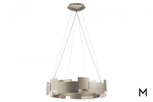 Modern Geometric Pendant Light