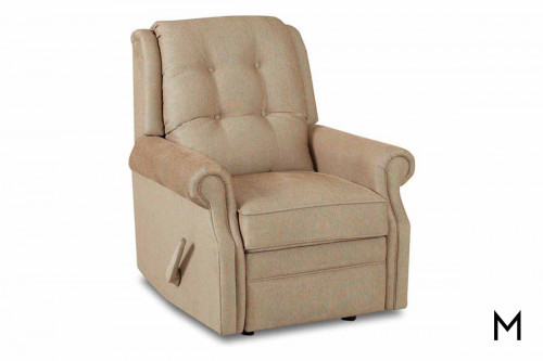 Sand Key Recliner in Davy Charcoal
