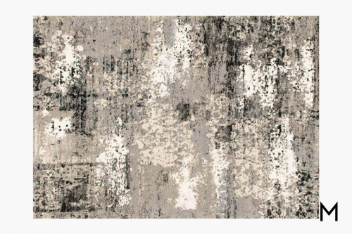 Abstract Patch Area Rug 8'x10'