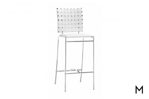 Criss Cross Counter Height Chair