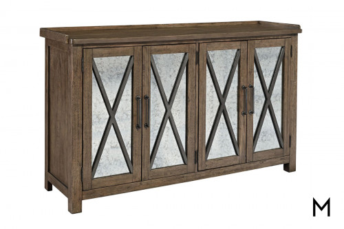 Sonoma Road Sideboard Buffet with Reversible Doors