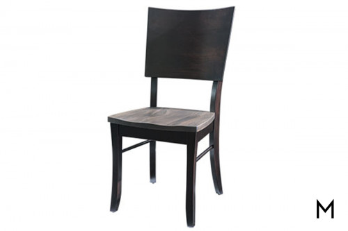 Fresno Two Toned Dining Chair