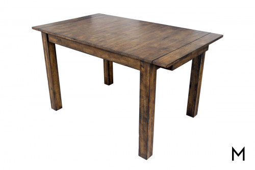 Mariposa Gathering Table with 2 Leaves