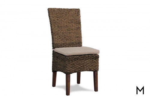 Mix-N-Match Woven Side Chair