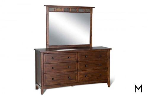 Santa Fe Dresser Mirror