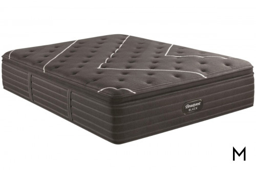 Simmons Beautyrest Black K-Class Firm Pillow Top King Mattress