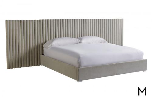 Decker Modern King Bed