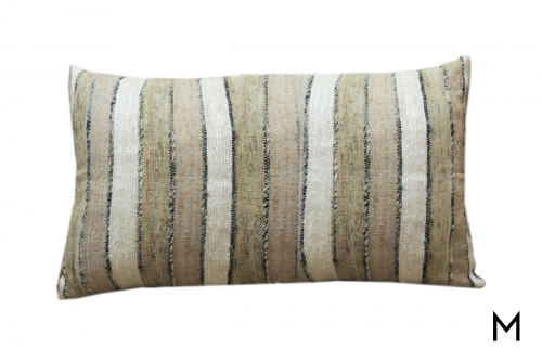 Striped Long Accent Pillow