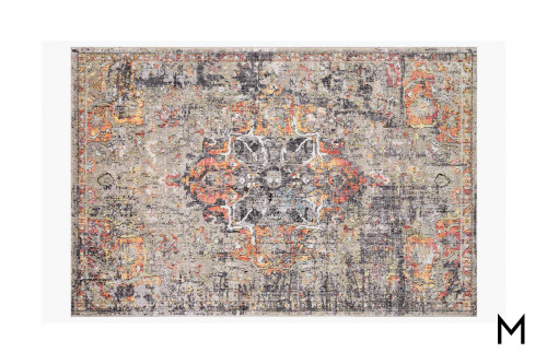 Medusa Sunset Area Rug 6'x9'