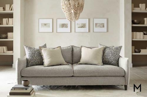 Joli Sofa with Pillows