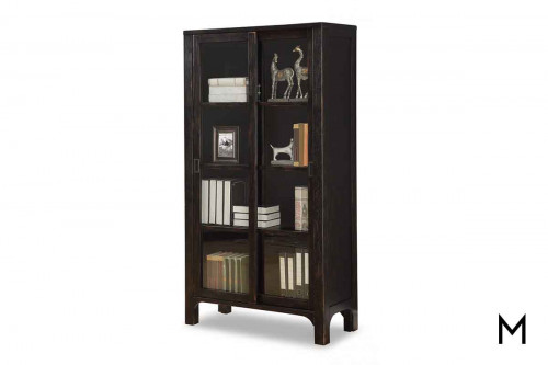 Homestead Sliding Bookcase