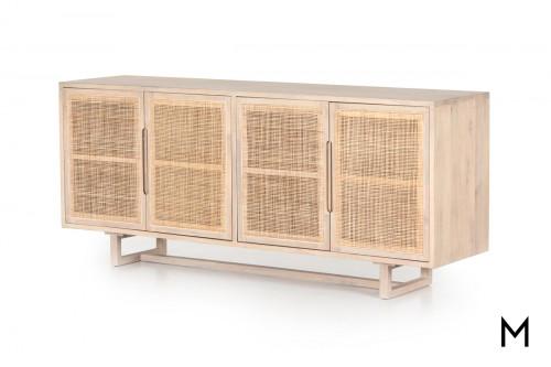 4-Door Storage Cabinet