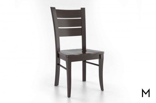 Matte Washed Dining Chair