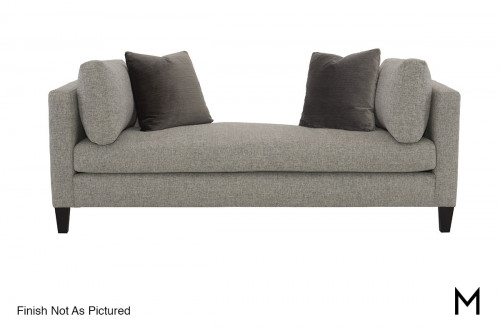 Saxon Chaise with Pillows