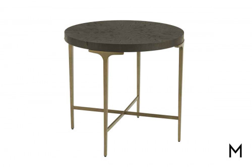 Dahlia End Table