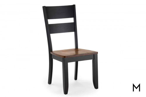 Beaver Creek Dining Chair with Ladder Back