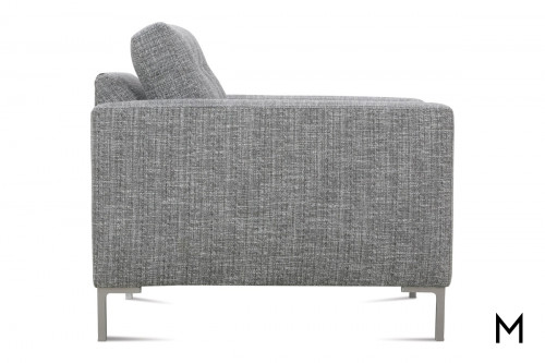 Modern Square Accent Chair