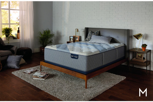 Serta iComfort Blue Fusion 1000 Luxury Firm Queen Mattress