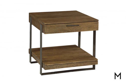 Bedford End Table with drawer