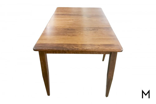 """Franklin Dining Table with One 12"""" Leaf"""