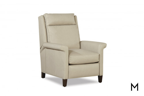 Power Recliner with Flared Arms