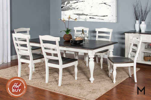Carriage House 7-Piece Dining Set