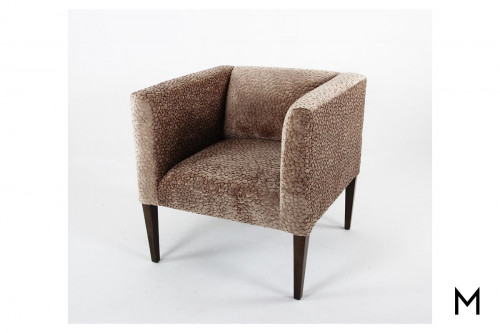Bubbles Chair in Champagne