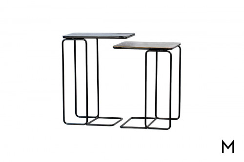 Gulley Side Tables Set of 2
