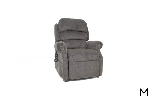 Ultra Comfort Large Lift Recliner in Granite