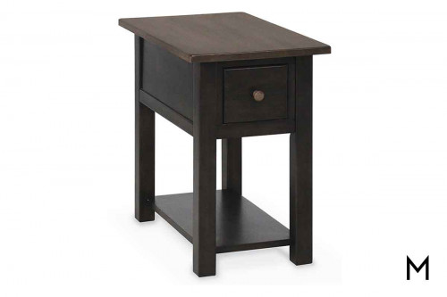 Crossnore Chairside Table