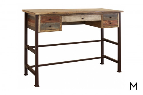 High-Top Rustic Desk
