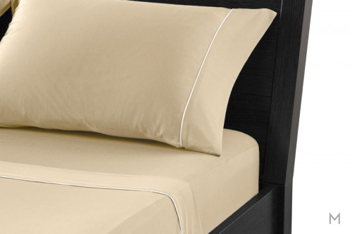 Dri-Tec Moisture Wicking Performance Sheets - King in Champagne