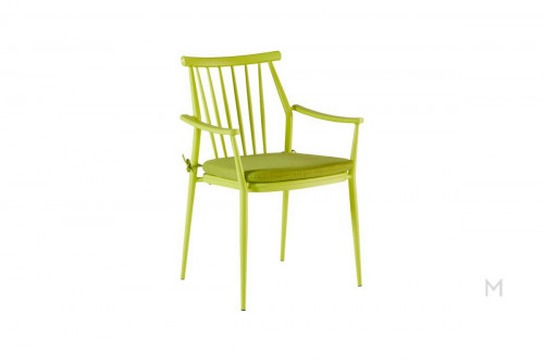 Darrow Arm Chair in Green